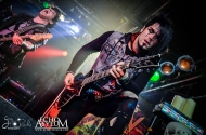 From Ashes To New at The Machine Shop, November 6, 2015